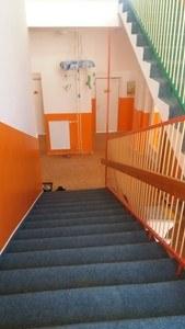 Prázdninový stavební finiš aneb protipožární úpravy v mateřské školce v ul. Náchodská