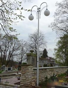 Na hřbitově se stále zvyšuje komfort pro pozůstalé