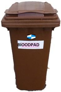 Svoz bioodpadů z domácností