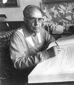 Antonín Just – kronikář