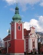 Římskokatolická farnost Červený Kostelec