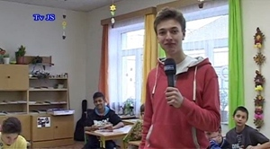 Činnost Speciální základní školy Augustina Bartoše